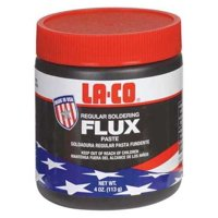 Soldering Flux, Water Soluble, 4 oz.