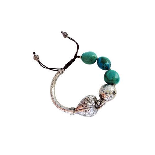 Vivian Yang Chinese Wish Charm Bracelet