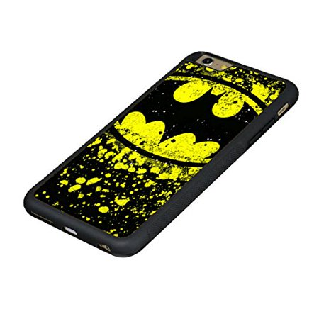 Ganma Designed Case For Iphone 6s Plus/Case For Iphone 6 Plus Batman Protective Case,Protects all edges of your Case For Iphone