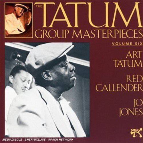 Personnel: Art Tatum (piano); Red Callender (bass); Jo Jones (drums).<BR>Recorded at Capitol Studios, Los Angeles, California on January 27, 1956. Includes original release liner notes by Benny Green.