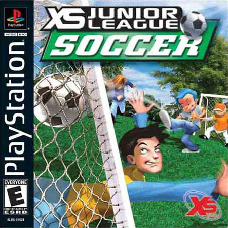 Image of Xs Junior League Soccer PS