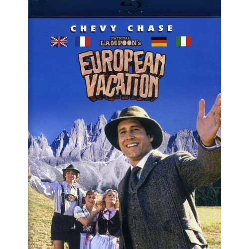 National Lampoon's European Vacation (Blu-ray) (Widescreen)