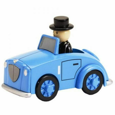 thomas and friends wooden railway sir topham hatt 39 s car. Black Bedroom Furniture Sets. Home Design Ideas