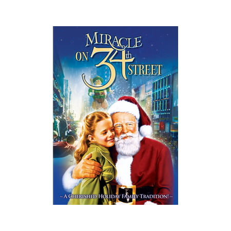 Miracle On 34th Street (DVD)