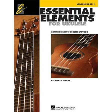 Essential Elements for Ukulele - Method Book 1: Comprehensive Ukulele Method (Paperback)