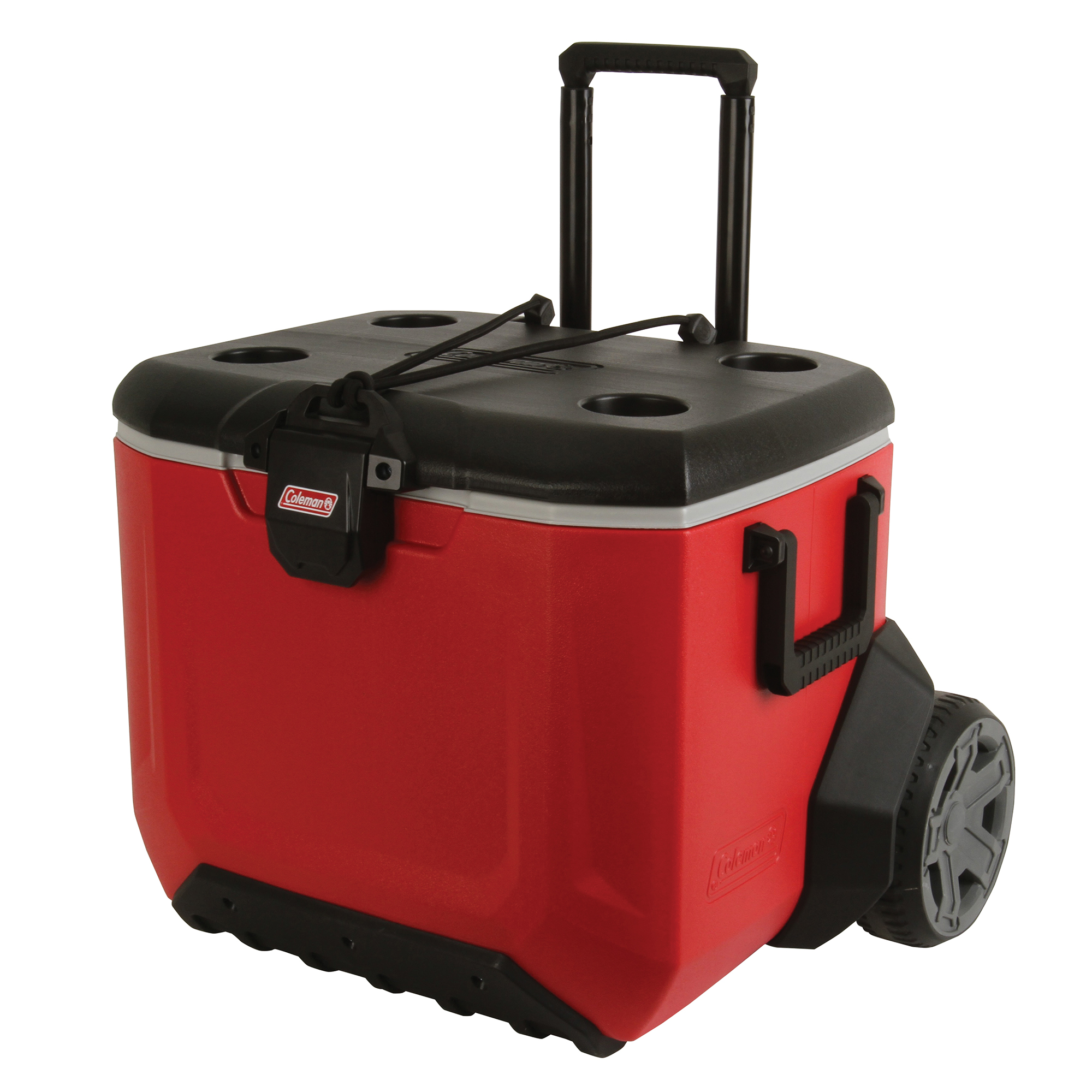 Coleman 55 QT Rugged A/T Wheeled-Cooler