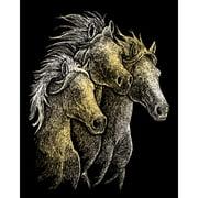 Royal & Langnickel Horses Art Engraving