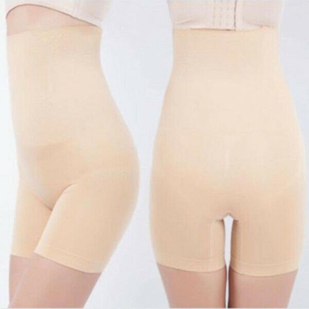 Details about  /NEW Ladies Black White Skin Control brief hold in underwear knickers shapewear