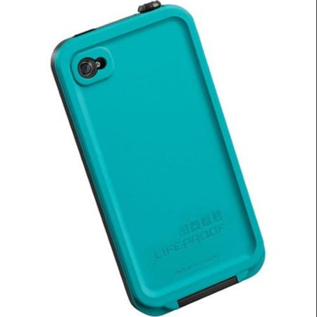 lifeproof iphone case for the iphone 4s 4 teal. Black Bedroom Furniture Sets. Home Design Ideas