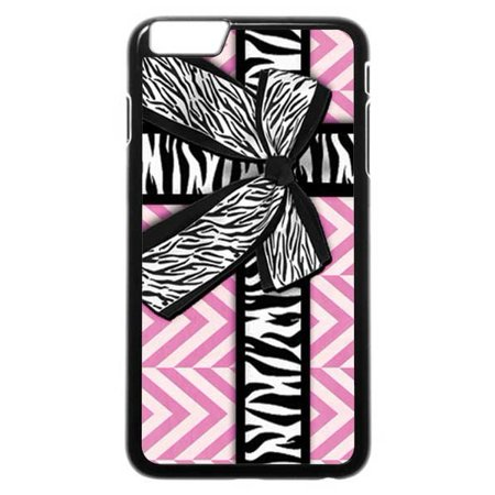 the best attitude b5b97 29333 Zebra Print iPhone 6 Plus Case