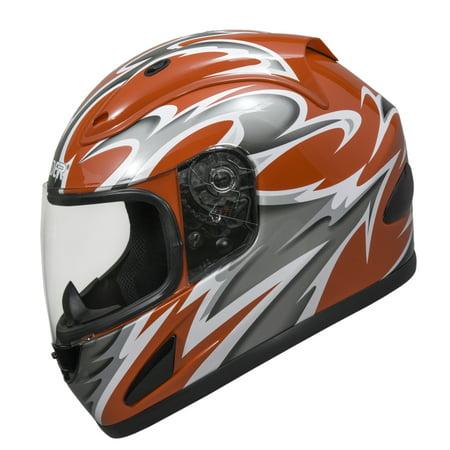 - Raider Full Face Motorcycle Helmet Street Bike Helmet DOT Approved