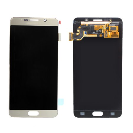 Replacement LCD Screen + Digitizer (Pre-Assembled) for Samsung Galaxy Note 5 (Go - image 1 of 1
