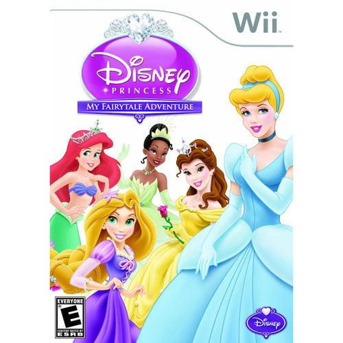Disney Princess: My Fairytale Adventure (Wii)