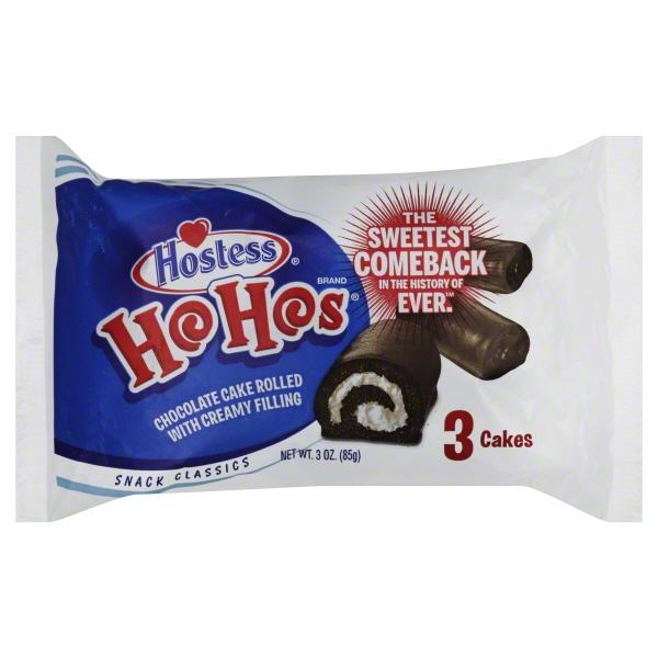 Hostess HoHos, 3 oz