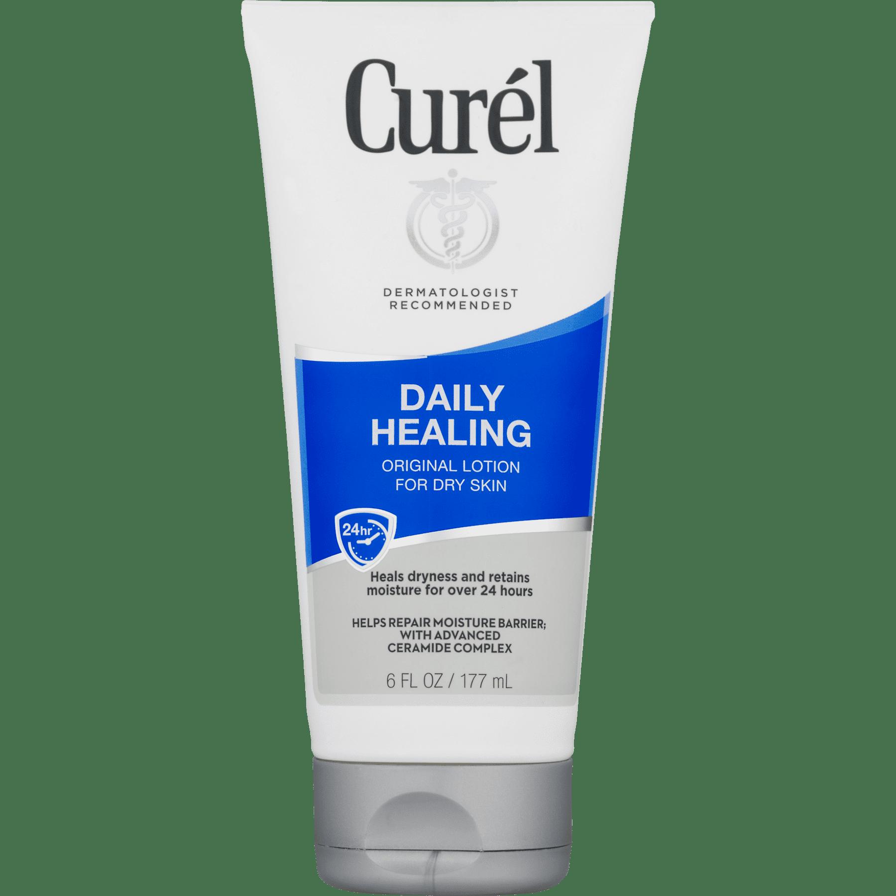 Curel Daily Moisture Lotion for Original Dry Skin 6 fl oz