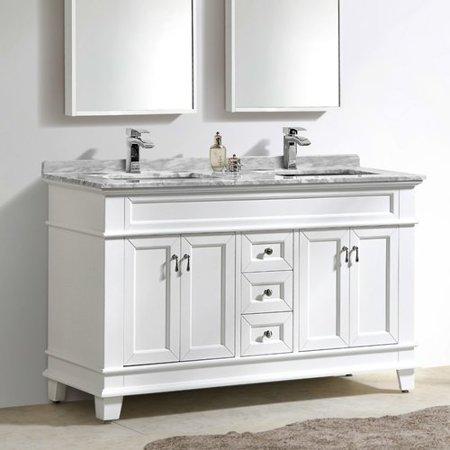 Moreath Fayer 59 Double Bathroom Vanity Set