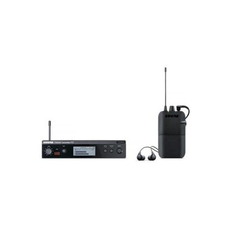 Shure PSM 300 In-Ear Monitoring Wireless System w/ SE112 Earphones (Band G20)