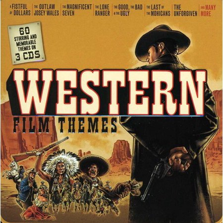 Western Film Themes / Various (CD)](Western Theme Music)