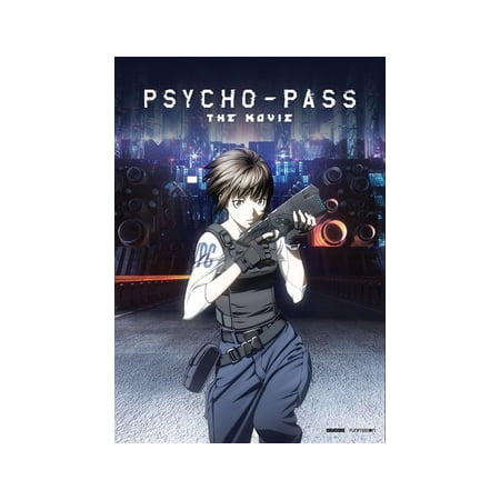 Psycho Pass Halloween (Psycho-Pass: The Movie (DVD))