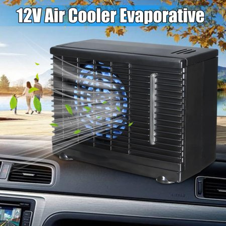Portable Mini Car Home Air Conditioner Fan Car Air Exhaust
