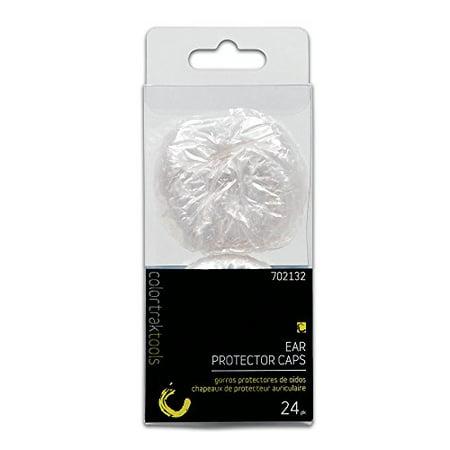 ColorTrak Tools 6010 Color Ear Protector Caps 24 Pack (702132)