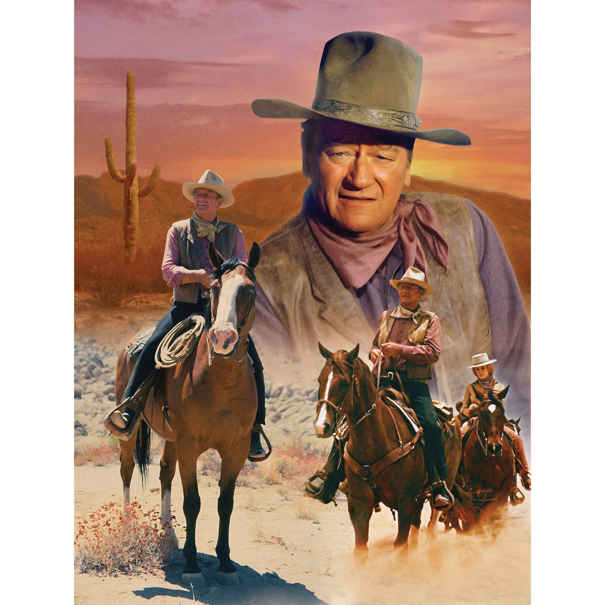 MasterPieces The Cowboy Way 1000 Piece Puzzle by MasterPieces