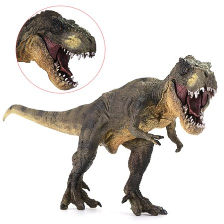 Dinosaur Educational Toys (Vivid Tyrannosaurus Rex Jurassic Dinosaur Toy Figure Animal Model Kid Play)