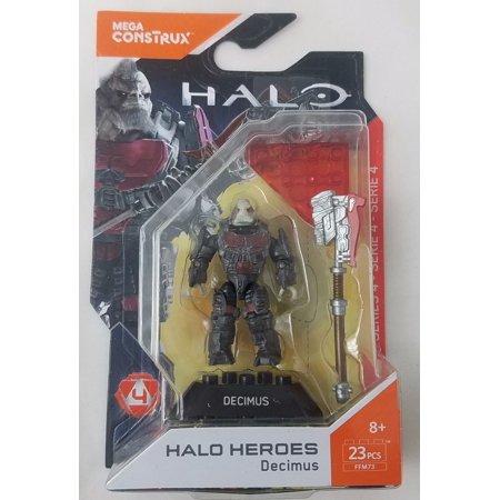 Mega Construx  Decimus Halo Heroes Series 4