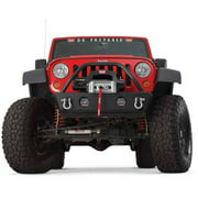 Rock Crawler Front Stubby Jk Jeep Bumper with Grill Guard Tube