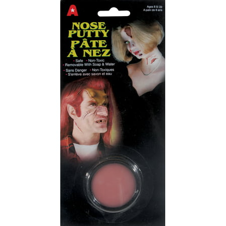 Loftus Halloween Special Effects Costume Nose One Size Putty, - E Halloween Special