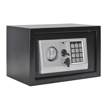 Sandusky Small Home Safe Black