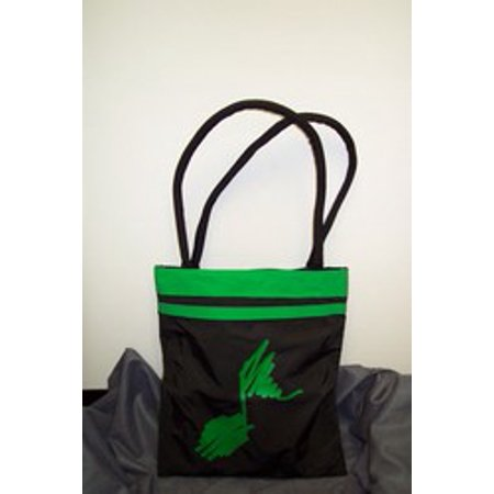 The Totebag (Totebag - Green Musical Note - SongBook -)
