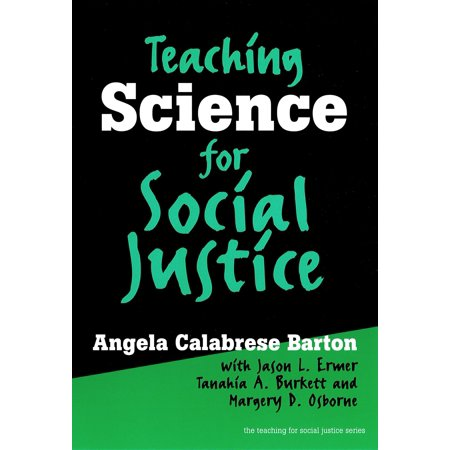Teaching Science for Social Justice - eBook