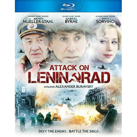 Attack on Leningrad (Blu-ray)
