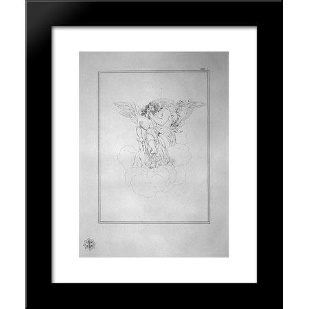 Jupiter Love Shakes 20X24 Framed Art Print By Piranesi  Giovanni Battista