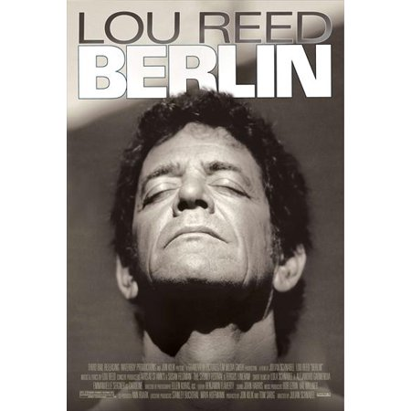 Cindy Lou Costumes (Lou Reed's Berlin POSTER (27x40) (2007) (Style)
