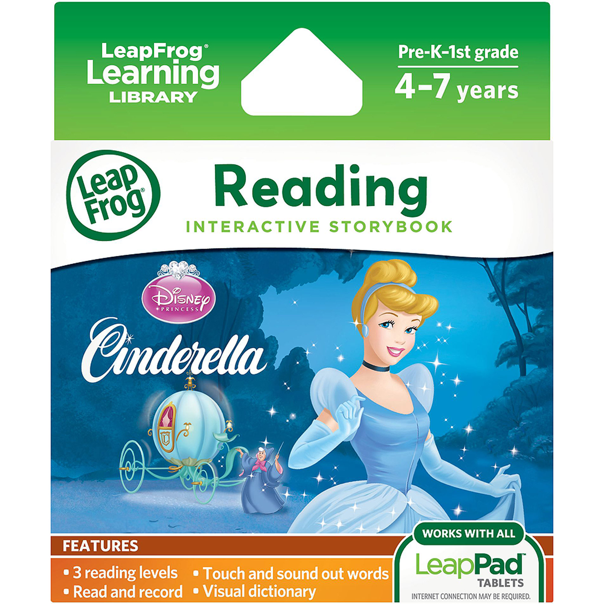 LeapFrog LeapPad Ultra eBook: Cinderella (works with all ...