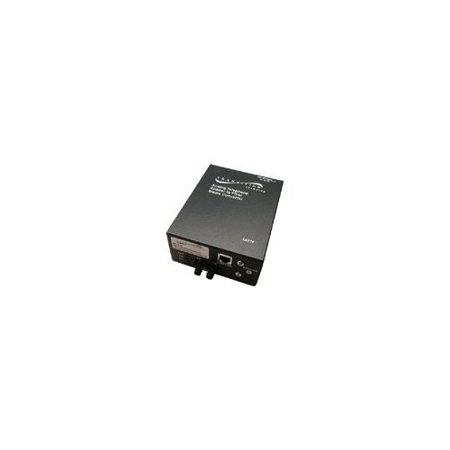 Transition Networks SAPTF3311-105-NA Stand-Alone POTS 2-Wire Copper to Fiber – Media converter – RJ-11 / ST multi-mode –
