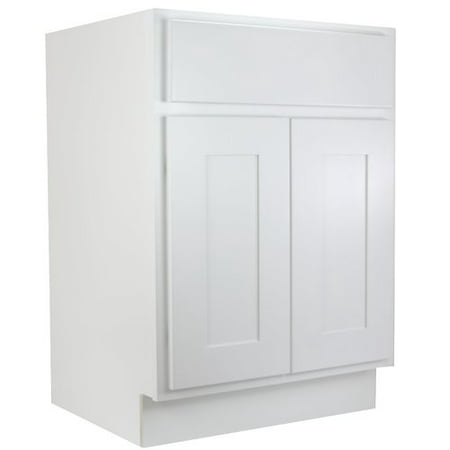 - Cabinet Mania Shaker Single 27'' Bathroom Vanity Base