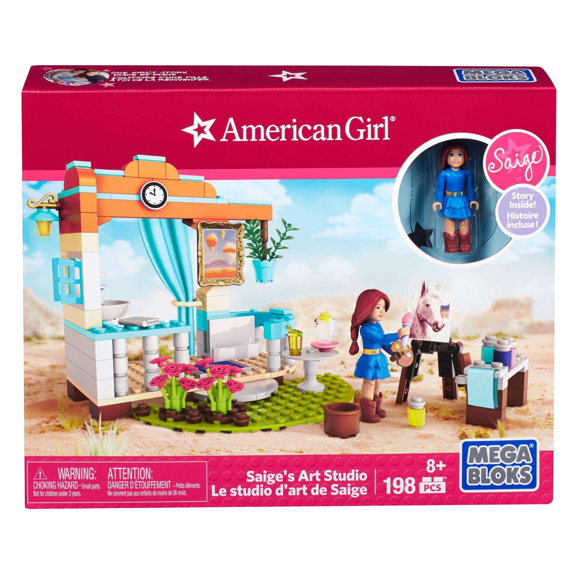 Mega Bloks American Girl Saiges Art Studio by Mega Brands, Inc.
