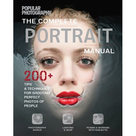 The Complete Portrait Manual - eBook