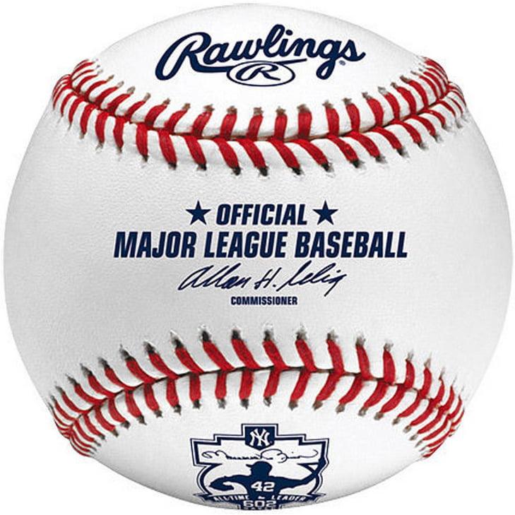 Rawlings Official 2011 Mariano Rivera 602 Saves Commemorative Baseball