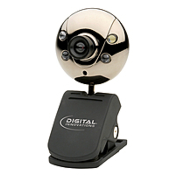 Refurbished Micro Innovations ChatCam 4310100 Webcam - 0.3 Megapixel - USB - 640 x 480 Video - CMOS Sensor - Microphone
