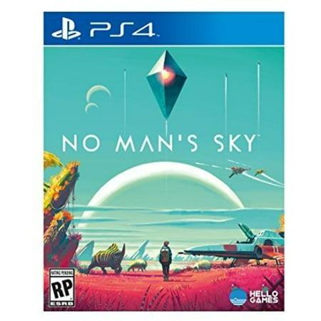 No Man's Sky, Sony, PlayStation 4, 711719501466