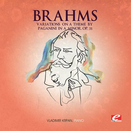Variations on a Theme By Paganini (EP) (Rachmaninoff Variations On A Theme Of Paganini)