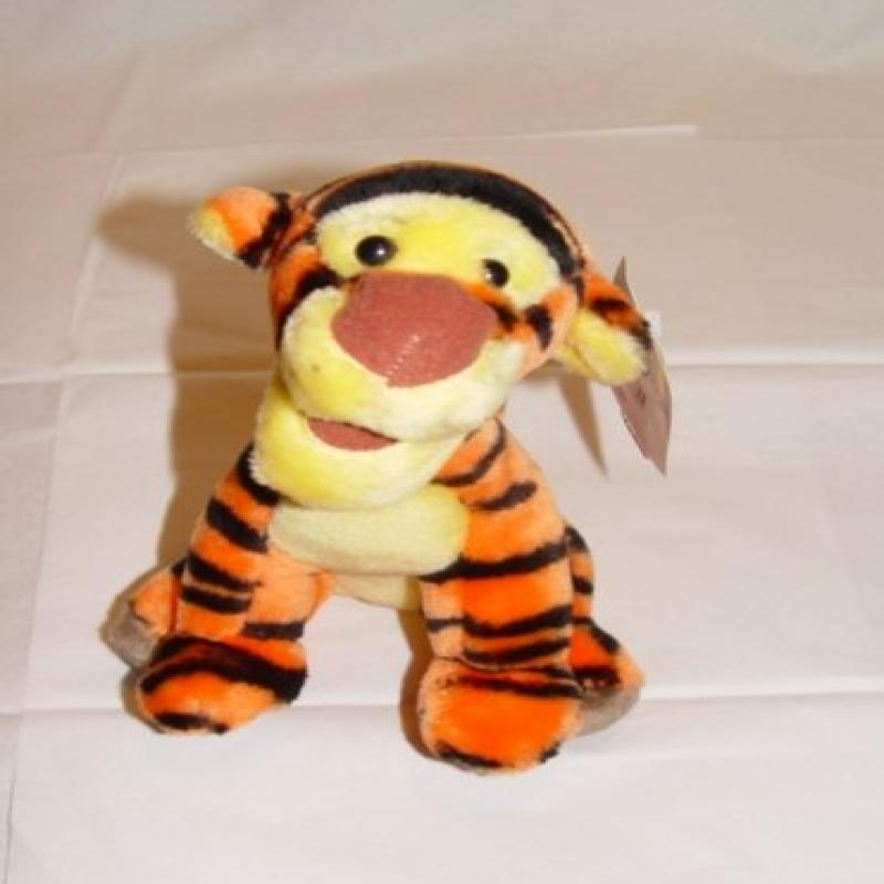 "Disney Store Winnie the Pooh Plush Tigger 10"" Tall by"