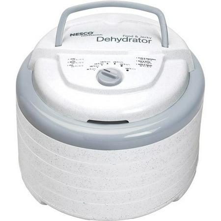 Nesco Professional 600W 5-Tray Food Dehydrator, (Excalibur 9 Tray Food Dehydrator Best Price)
