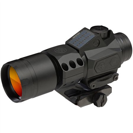 Sig Sauer Romeo6t 1X30mm Red Dot Sight Circle Plex Reticle Graphite Sor61032