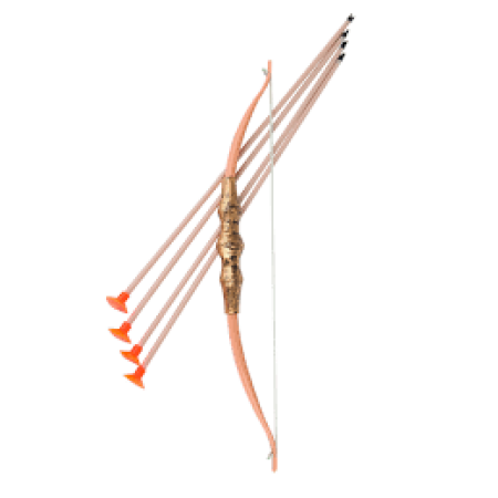 Bow and Arrow Set Halloween Accessory - Katniss Bow And Arrow For Halloween