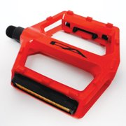 Free Agent Pedal  Alloy 1/2'' Red